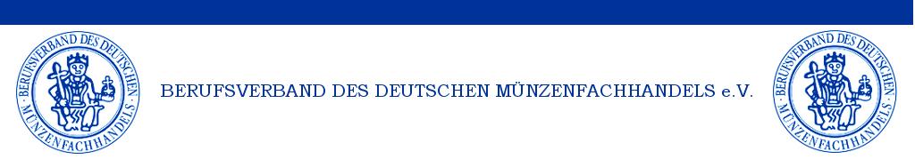 Berufsverband des Deutschen Münzenfachhandels e.V.