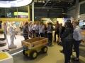 Moderne Technik unseres Partners DHL